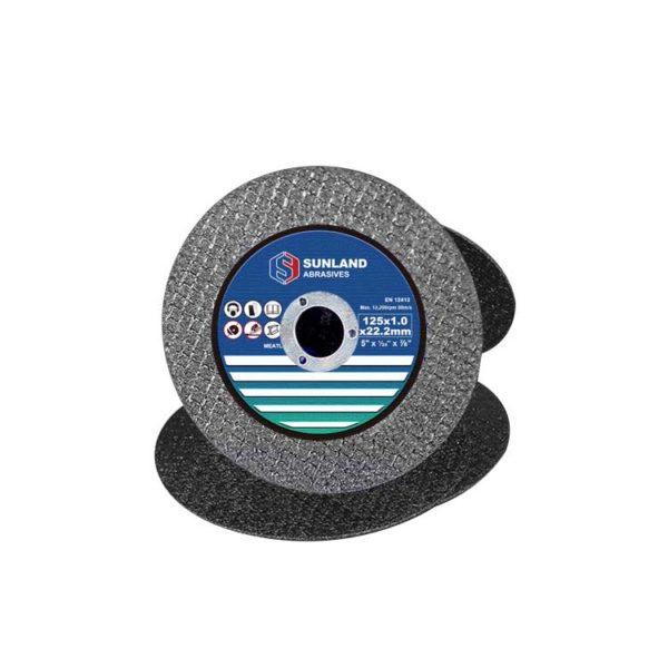 Cutting disc 125x1x22mm