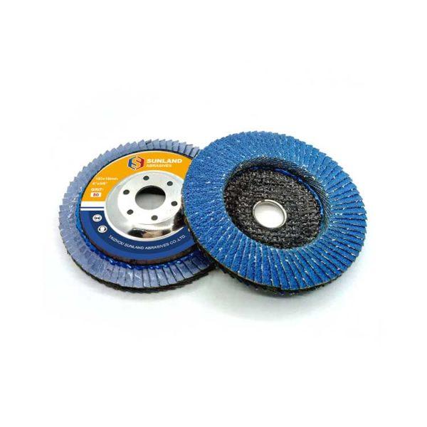 Flap disc Fused Zirconia Alumina